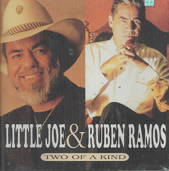 TWO OF A KIND BY LITTLE JOE/RAMOS,R. (CD)