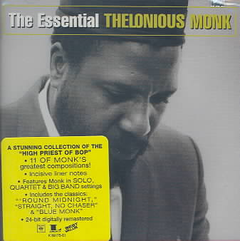 ESSENTIAL BY MONK,THELONIOUS (CD)