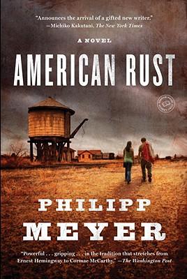 American Rust By Meyer, Philipp